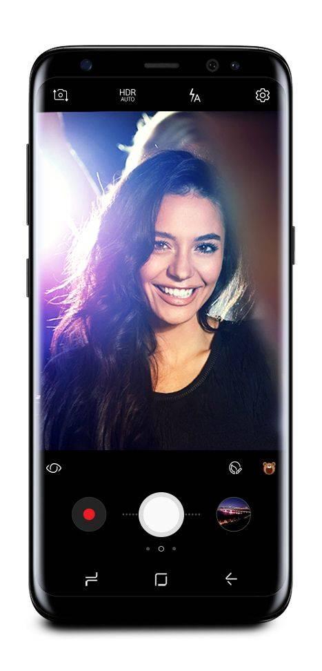 Samsung Tylny aparat 12 Mpix F1.7 z matrycą Dual Pixel