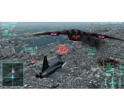 Gra PSP CENEGA Ace Combat: Joint Assault