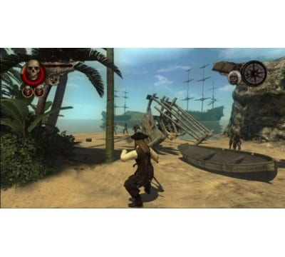 Gra Xbox 360 CDP.PL Pirates of the Caribbean: At Worlds End