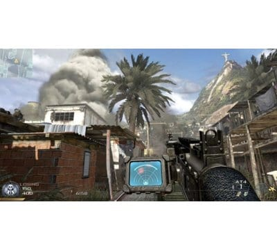 Gra Xbox 360 LICOMP EMPIK MULTIMEDIA Call of Duty: Modern Warfare 2 (C)