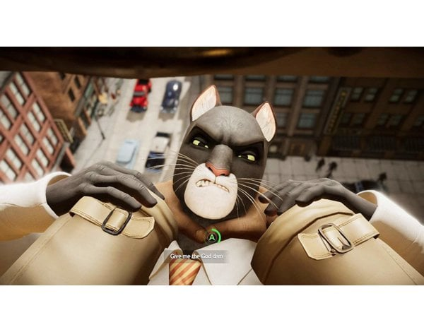Gra PC Blacksad: Under the Skin