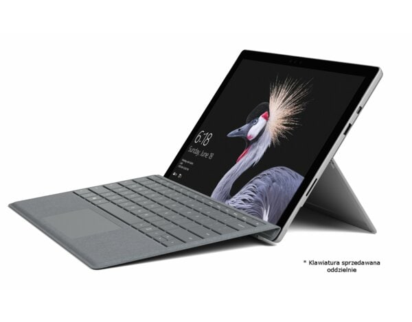 Laptop 2w1 MICROSOFT Surface Pro i5-7300U/4GB/128GB SSD/HD620/Win10P