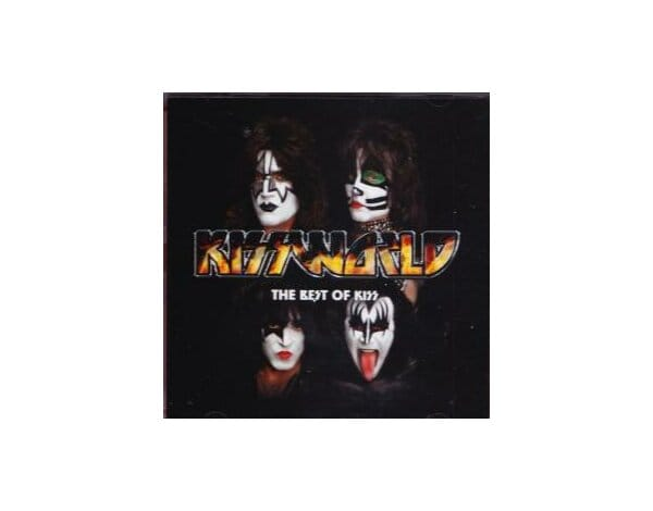 KISSWORLD-THE BEST OF KISS