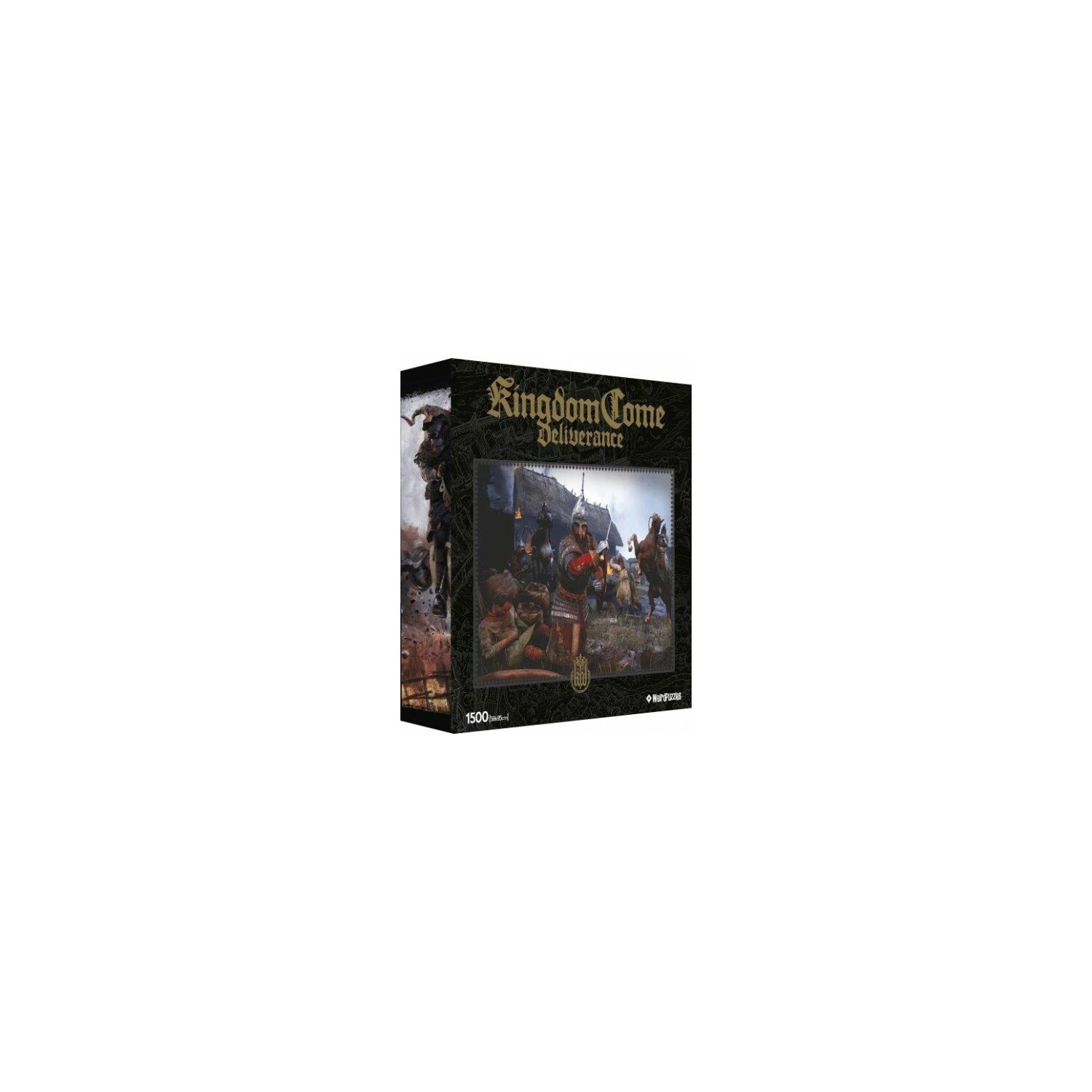 Puzzle Kingdome Come Deliverance Pogrom