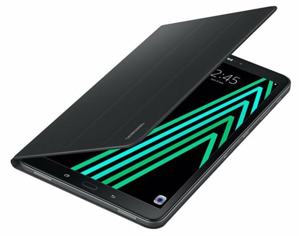 Etui SAMSUNG Book Cover do Galaxy Tab A 10.1 (2016) Czarny EF-BT580PBEGWW