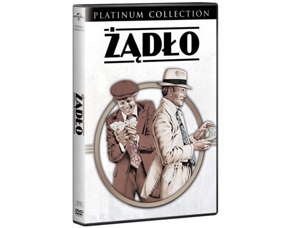Żądło (DVD) Platinum Collection