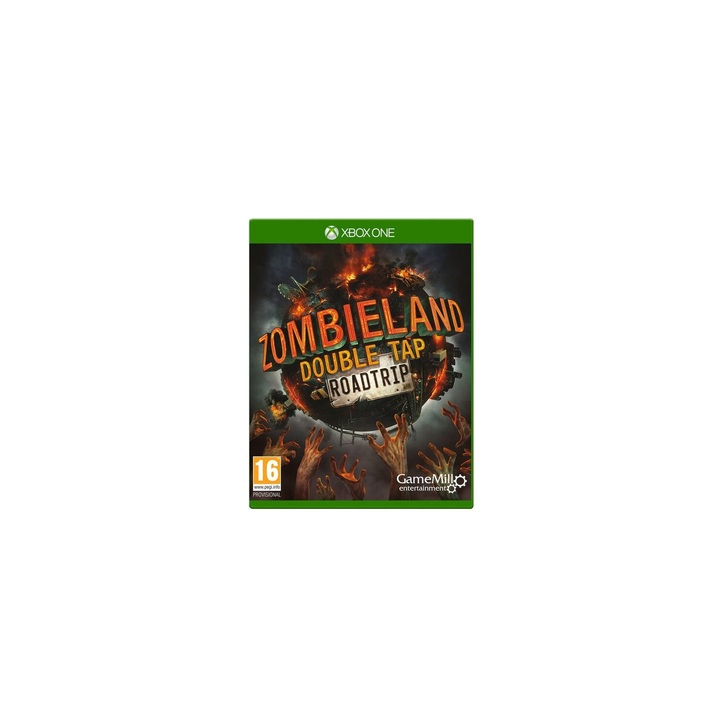 Gra Xbox One Zombieland: Double Tap - Road Trip