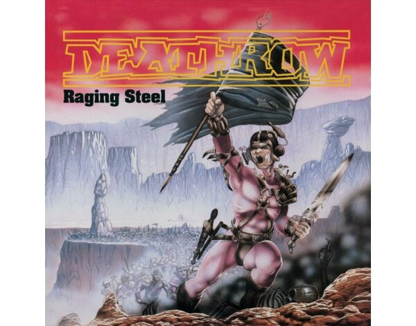 RAGING STEEL -DELUXE-