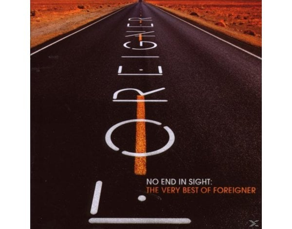 NO END IN SIGHT-TVBO FOREIGNER