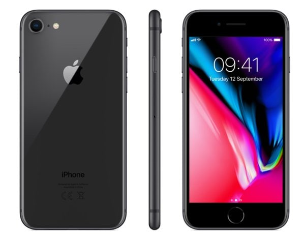 Smartfon APPLE iPhone 8 64GB Gwiezdna szarość MQ6G2PM/A