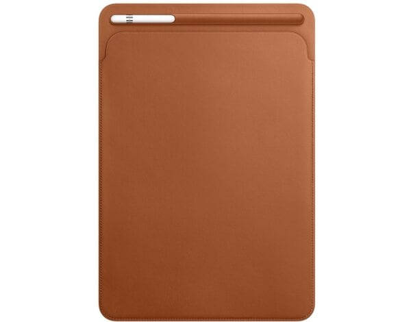 Etui APPLE Leather Sleeve do Apple iPad Pro 10,5 cala Pro Naturalny Brąz MPU12ZM/A