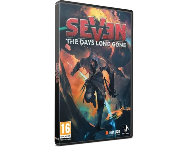 Gra PC Seven: The Days Long Gone Edycja D1