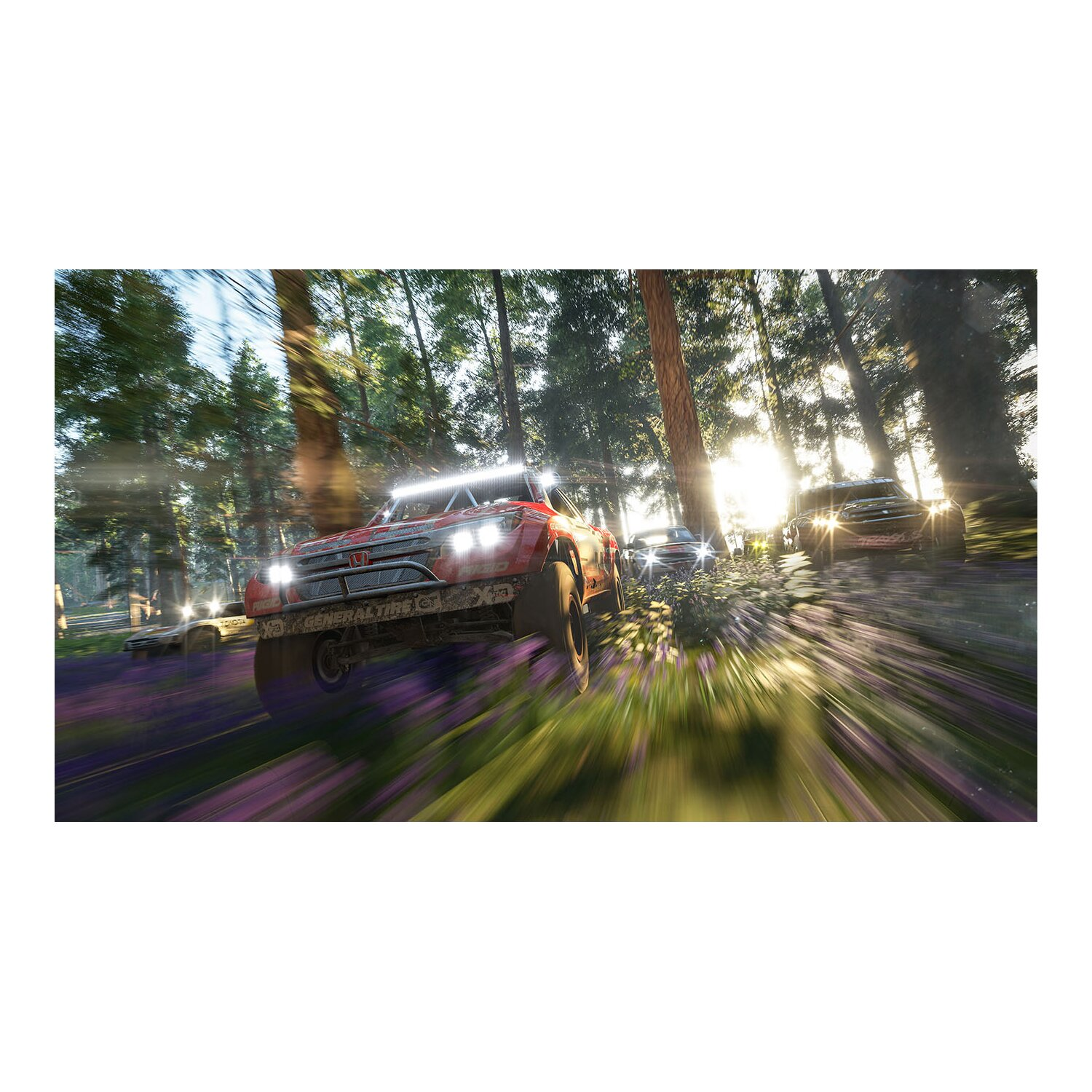 Gra Xbox One Forza Horizon 4