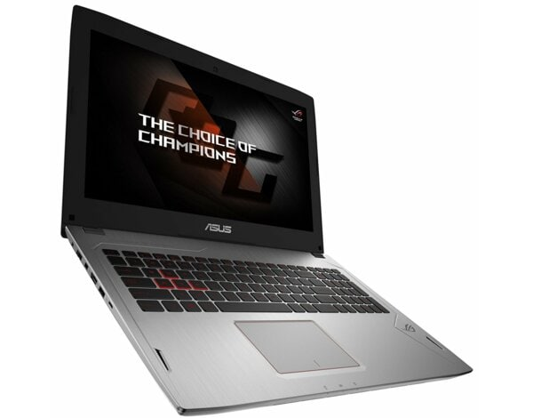 Laptop ASUS GL502VM-GZ363T i7-7700HQ/8G/128GB SSD+1TB/GTX1060/Win10
