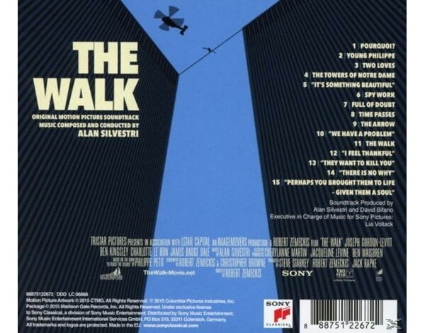 The Walk/OST