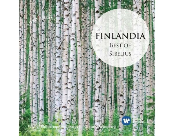 Finlandia-Best Of Sibelius(Inspiration Series)