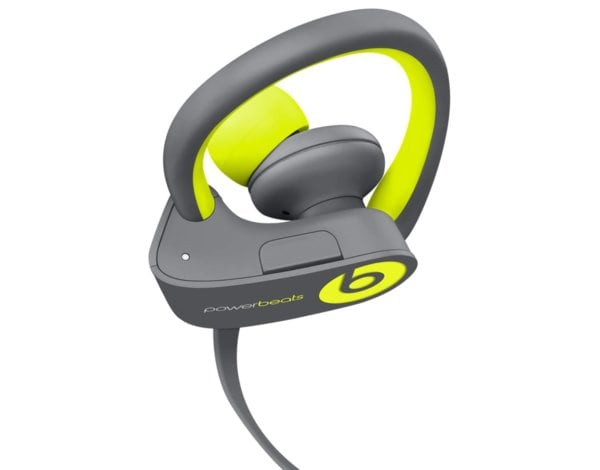 Słuchawki BEATS BY DR. DRE Powerbeats2 Wireless Active Żółty