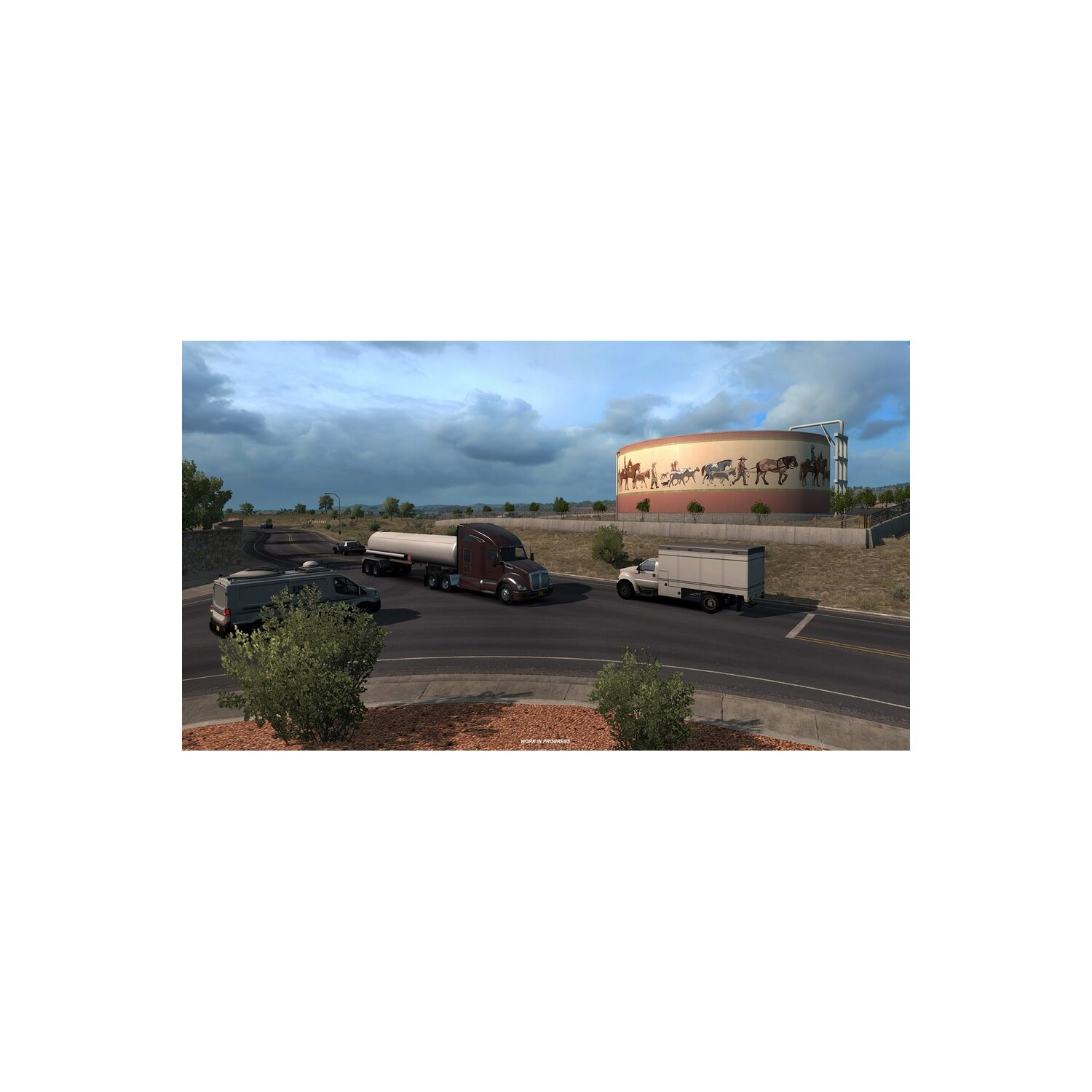 Dodatek do gry American Truck Simulator: New Mexico