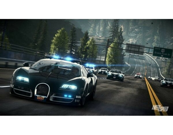Gra Xbox one ELECTRONIC ARTS Need for Speed: Rivals