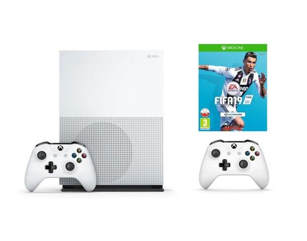Konsola Microsoft Xbox One S 1tb Dodatkowy Kontroler Xbox One S