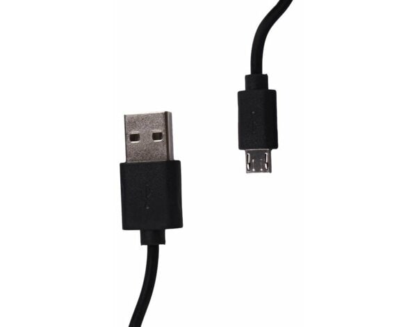 Kabel WHITENERGY USB - microUSB 0.3m