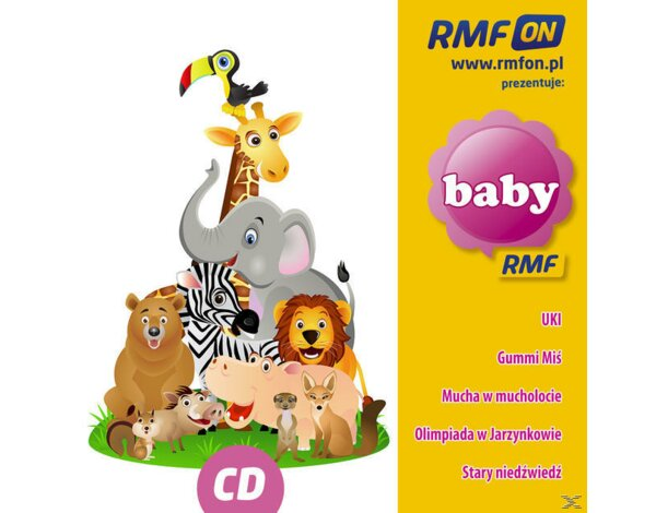 RMF Baby: The Best Of Kids `13