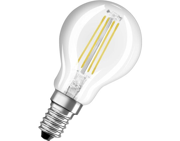 Żarówka OSRAM LED  Value CL P FIL 40 4W/840/E14