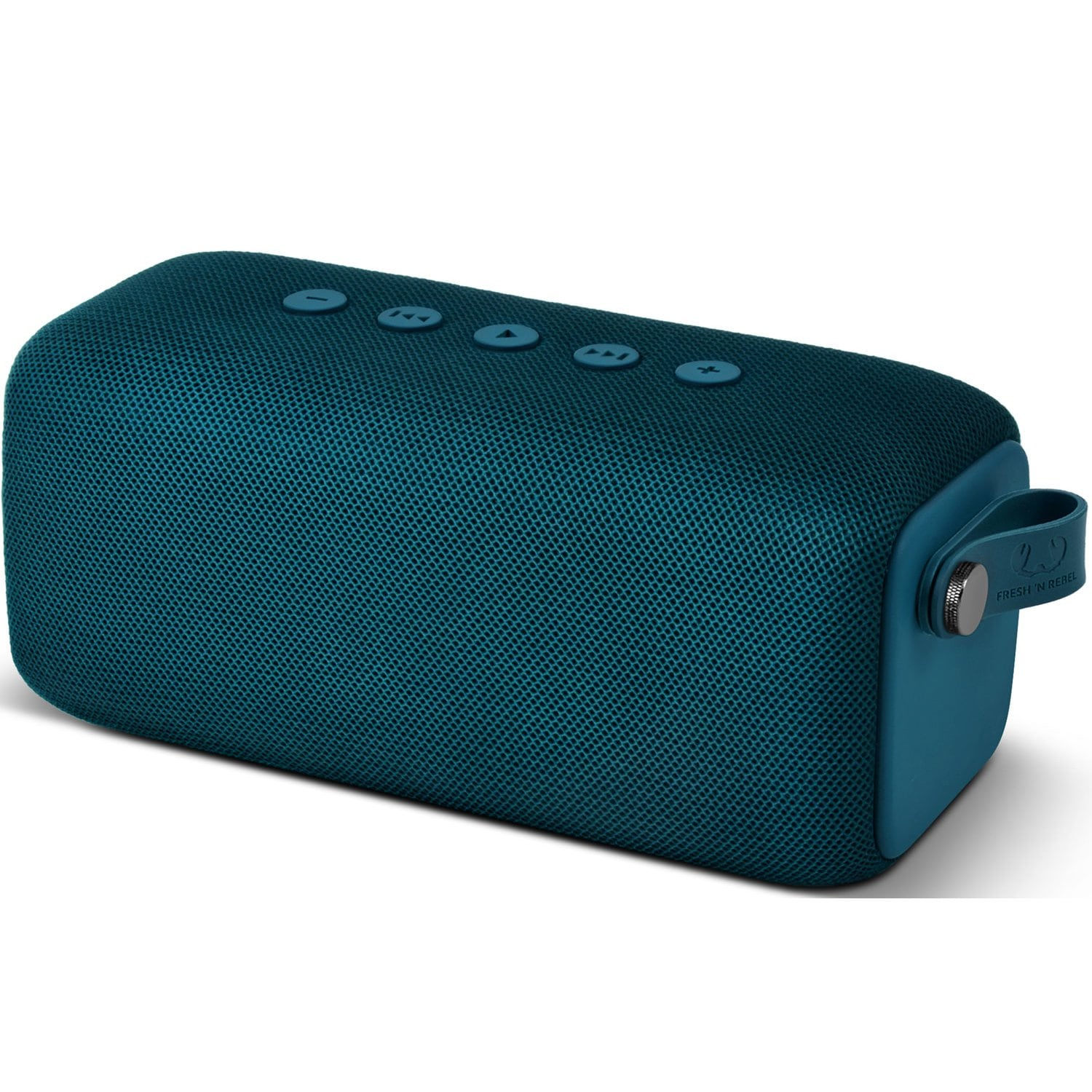 Głośnik Bluetooth FRESH N REBEL Rockbox Bold M Petrol Blue