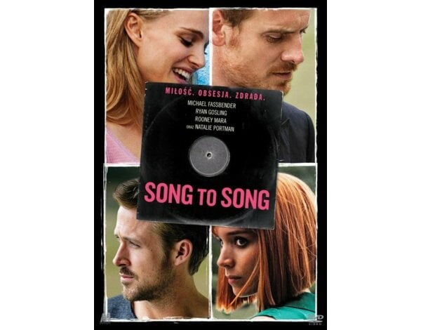Song to Song (DVD) + Książka