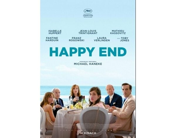Happy End (DVD)