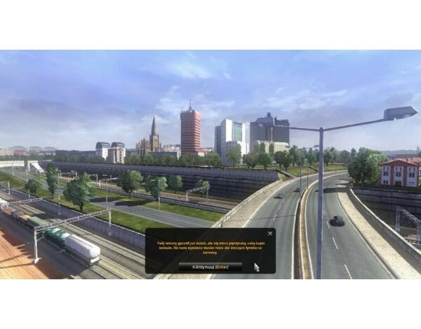 Gra PC Euro Truck Simulator 2