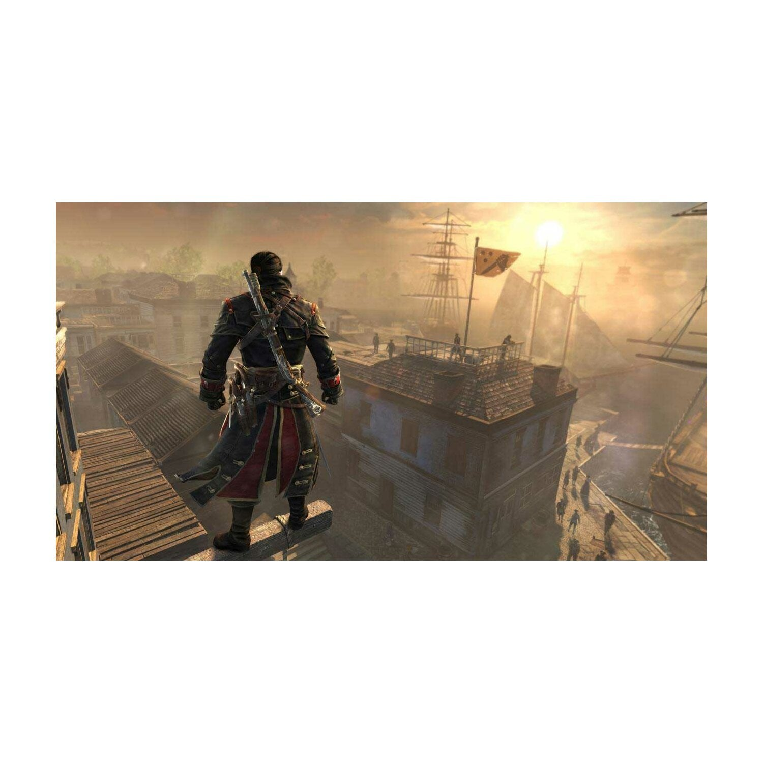 Gra PS4 Assassin's Creed Rogue Remastered