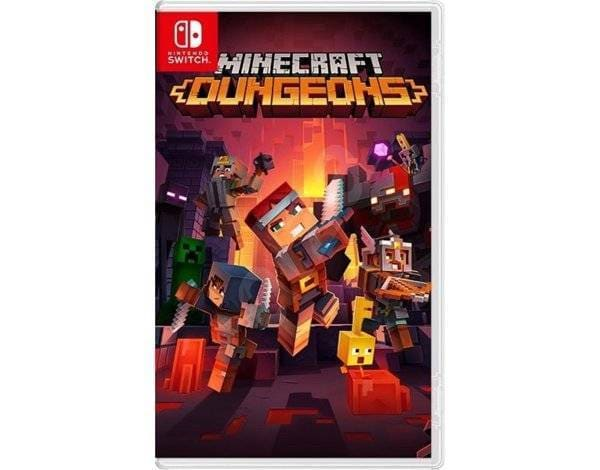 Gra Nintendo Switch Minecraft Dungeons