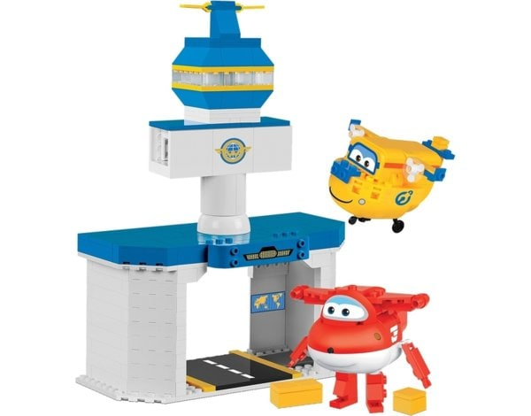 Klocki COBI Super Wings - World Airpost (25132)