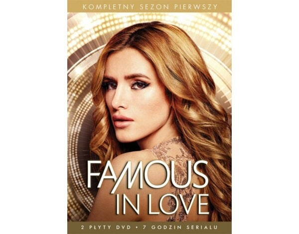Famous in Love. Sezon 1 (2DVD)