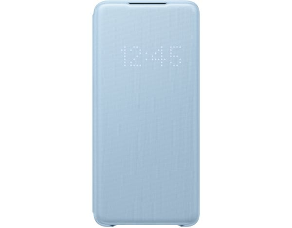 Etui SAMSUNG LED View Cover do Galaxy S20+ Niebieski EF-NG985PLEGEU