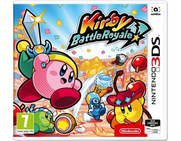 Gra 3DS Kirby: Battle Royale