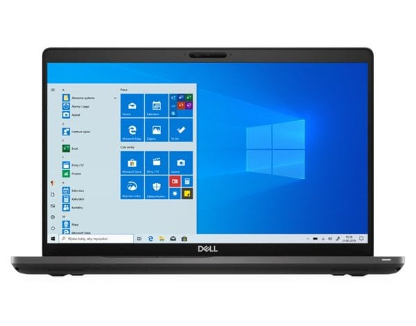 Laptop DELL Latitude 5500 FHD i7-8665U/16GB/512GB SSD/INT/Win10Pro Szary