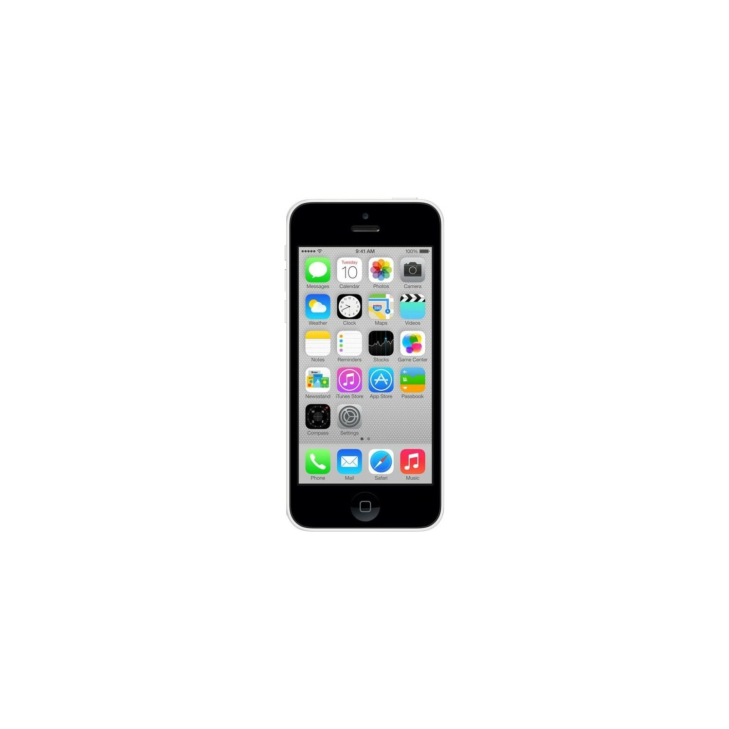 Smartfon APPLE iPhone 5c (16GB) Biały