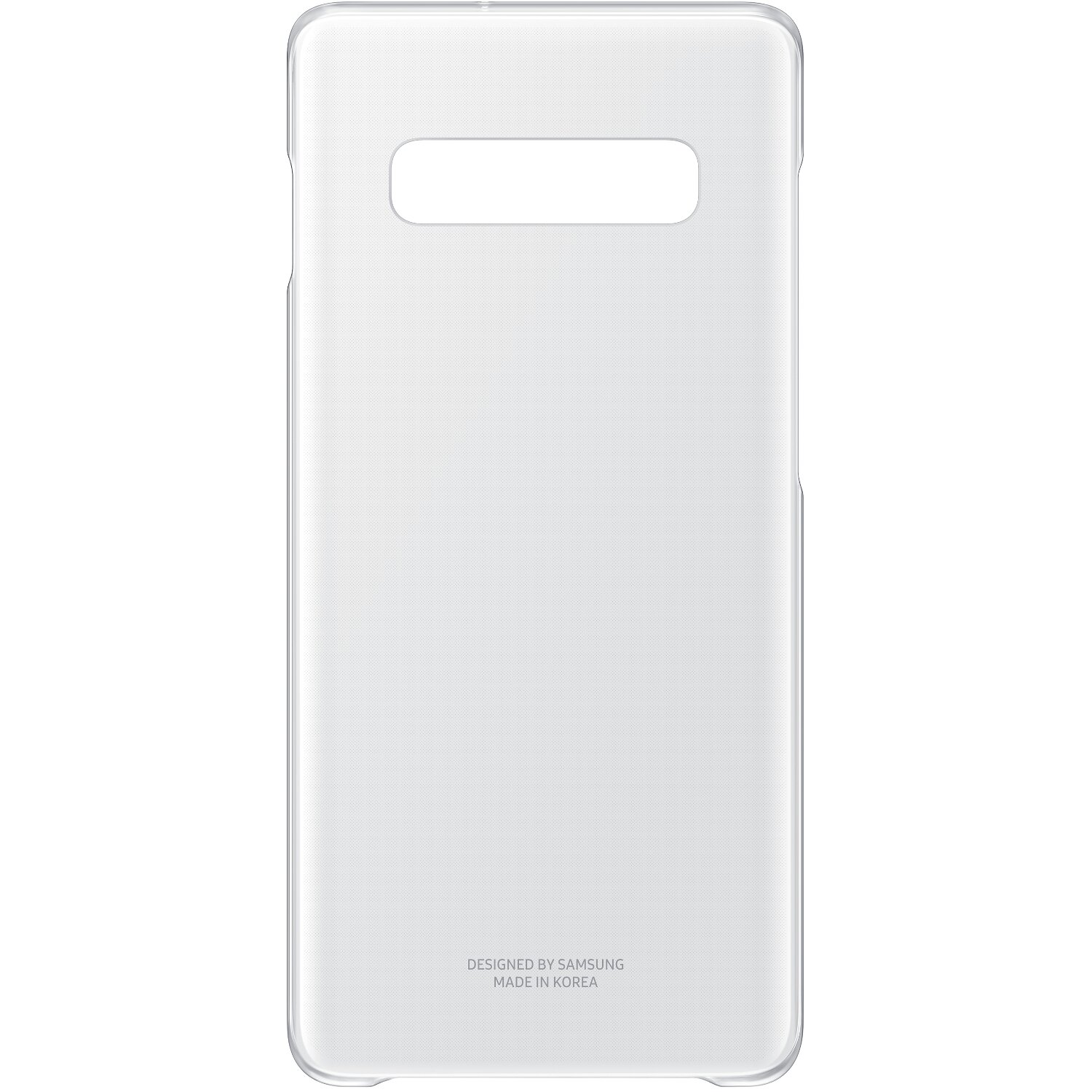 Etui SAMSUNG Clear Cover do Galaxy S10 Plus Przezroczysty EF-QG975CTEGWW