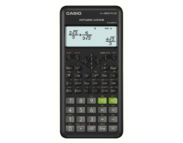 Kalkulator CASIO FX-350ES Plus 2nd Edition