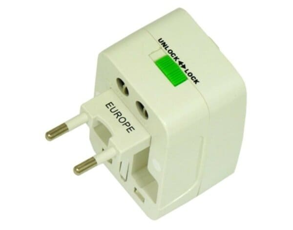 Adapter EMMERSON World Travel Adaptor