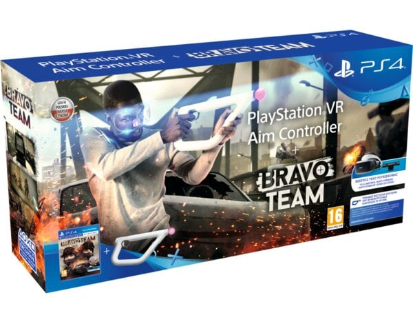 Gra PS4 Bravo Team + PSVR Aim Controller
