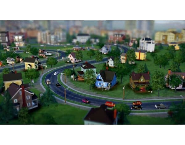 Gra PC SimCity