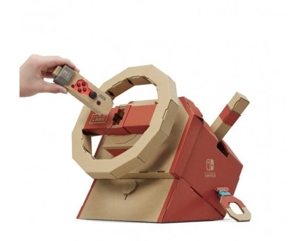 Gra Nintendo Switch Nintendo Labo Vehicle Kit