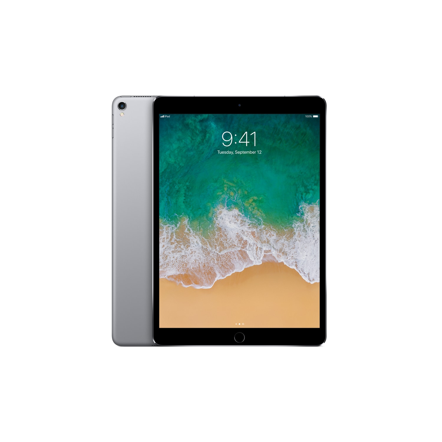 Tablet APPLE iPad Pro 10.5 Wi-Fi+Cellular 512GB Gwiezdna szarość MPME2FD/A