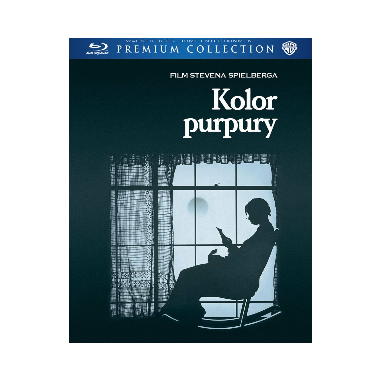 Kolor purpury (BD) Premium Collection