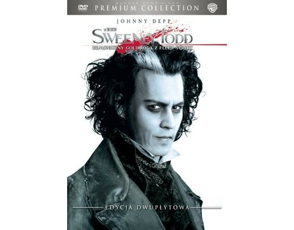 Sweeney Todd: Demoniczny Golibroda z Fleet Street (Premium Collection, 2 DVD)