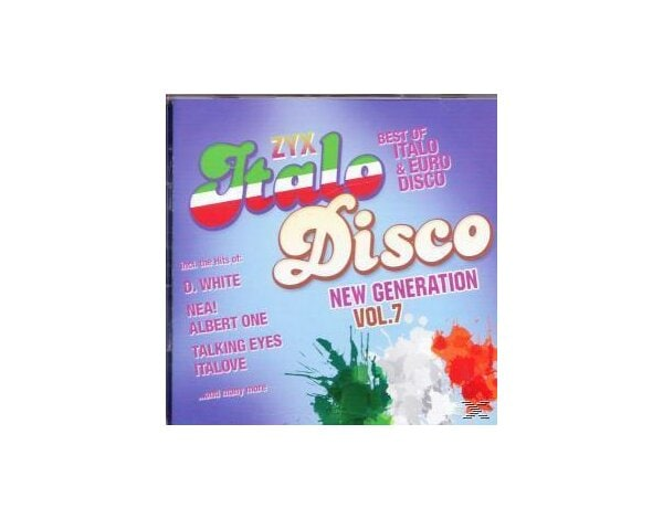 ZYX Italo Disco New Generation Vol.7