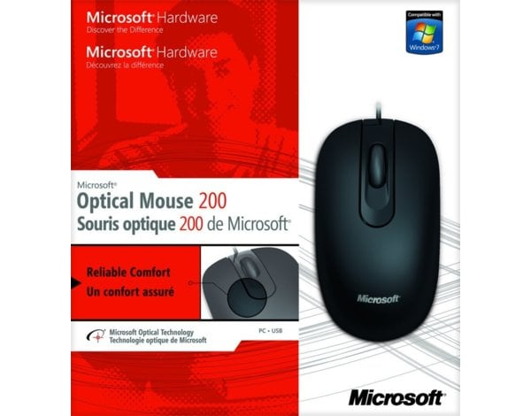 Mysz MICROSOFT Optical Mouse 200